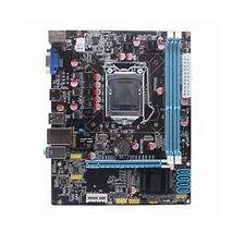 PLACA MÃE AFOX YG-H61-S DDR3 1155@
