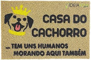 Capacho CASA DO CACHORRO