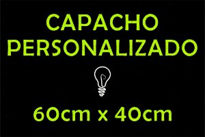 Capacho Personalizado 60cm x 40cm