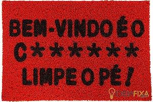 Capacho BEM-VINDO É O C***