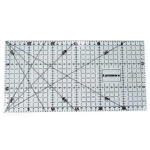 Régua para Patchwork LANMAX 15x50 cm