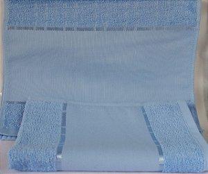 Lavabo felpudo multi-arte III AZUL 6089