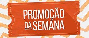 MANTA CUEIRO CROCHET 90X90 1 UNIDADE COR AZUL