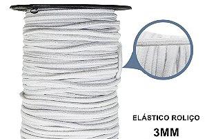 ELASTICO 3MM PACOTE COM 25 METROS