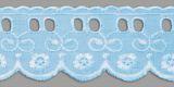 Passa Fita – PP057-050 (Novo) - Passa Fita: 65/35 largura 5 cm Cor Azul COR 010