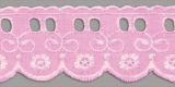Passa Fita – PP057-050 (Novo) - Passa Fita: 65/35 largura 5 cm Cor Rosa
