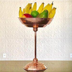Fruteira em Cobre Rasa G