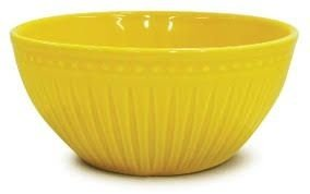 BOWL ALTO RELIEVE AMARELO CORONA 550ML