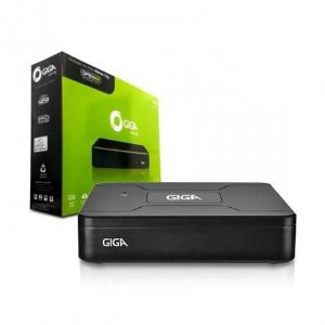 DVR Giga GS0082 04 Canais Open HD Lite 720P