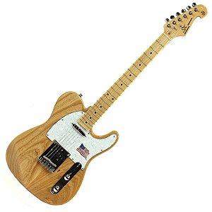 Guitarra Telecaster Sx Tl Vintage Swamp Ash Na