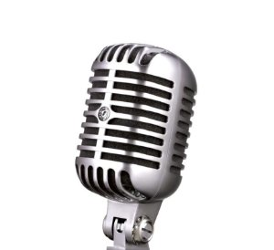 Microfone Shure 55 Sh Serie II