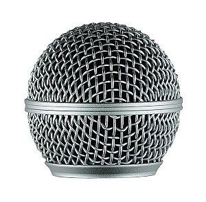 Globo Para Microfone Shure Sm 58 Rk 143 G