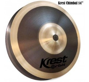 Prato Krest Orbit Flat 14 O 14'' Hht  Chimbal