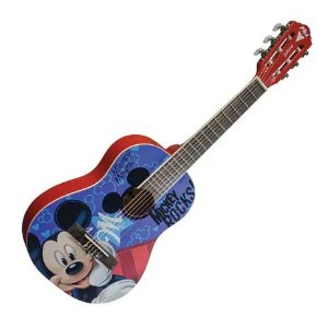 Violao Infantil Phx Vid Mr 1 Mickey Rocks