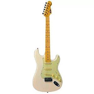 Guitarra Phx Strato Vintage St 2 Olympic White