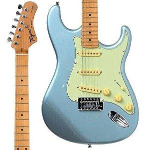 Guitarra Stratocaster Tagima Tg 530 Lpb Woodstock Azul