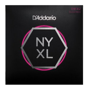 Encordoamento P/ Guitarra D'addario Ny Xl 09 0.09
