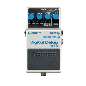Pedal para Guitarra Boss Dd 3 Digital Delay