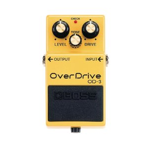 Pedal P/ Guitarra Boss Od 3 Over Driver