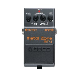 Pedal para Guitarra Boss MT 2 Metal Zone