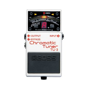 Pedal Afinador Boss Tu 3 Cromatico