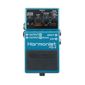 Pedal para Guitarra BOSS PS 6 Harmony Shifter