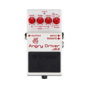 Pedal P/ Guitarra Boss Jb 2 Angry Driver