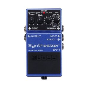 Pedal para Guitarra BOSS SY 1 Synthesizer