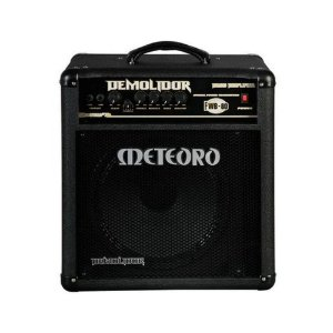Amplificador P/ Baixo Meteoro Demolidor Fwb 80 Cb