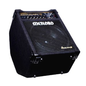 Amplificador para Baixo Meteoro Star Black 8 130 Wrms