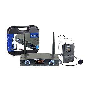 Microfone S/Fio Karsect Krd 200 Sh Single Headset
