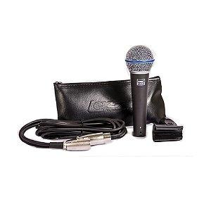 Microfone C/ Fio Lm B 58 A Lexsen