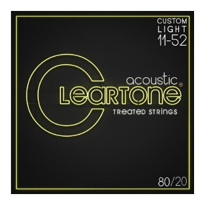 Encordoamento para Violao Cleartone 0.11 Bronze Extra Light