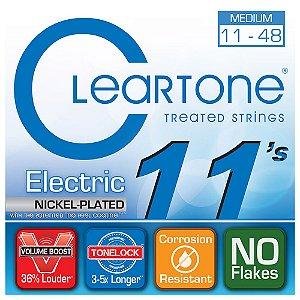 Encordoamento para Guitarra Cleartone 0.11 Medium