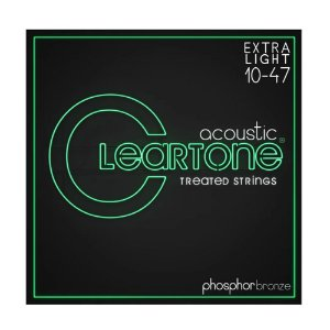 Encordoamento para Violão Cleartone 0.10 Phosphoro Extra Light