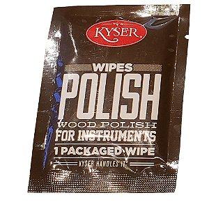 Lenço de Limpeza Polido de Instrumentos - K500w Kyser