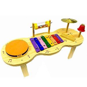 Percussão Infantil JOG MUSIC - 3696