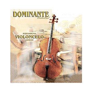 Encordoamento de Violoncelo IZ5310 Dominante