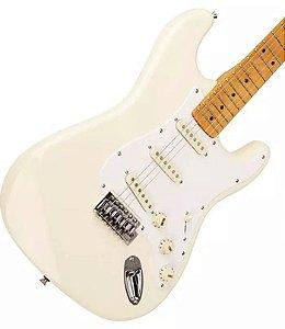 Guitarra Stratocaster Sx Sst 57 Vwh Branca