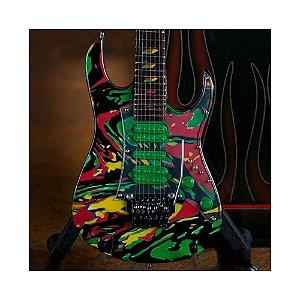 Miniatura de Guitarra Steve Vai Swirl 7 - Strings