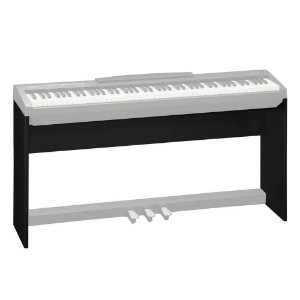 Estante Roland Para Piano Digital Ksc 70 Bk (Base)