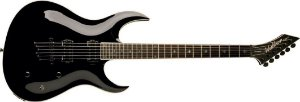 Guitarra preta - WM24B - WASHBURN