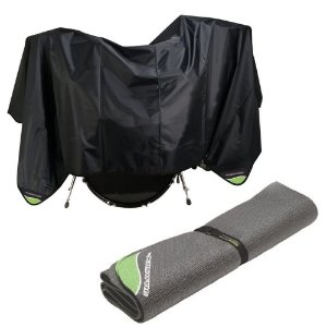 Capa e Assoalho para Bateria Acústica