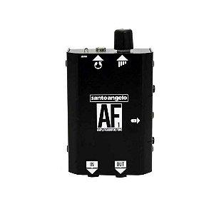 Amplificador De Fone Mod Af 1 Preto Santo Angelo
