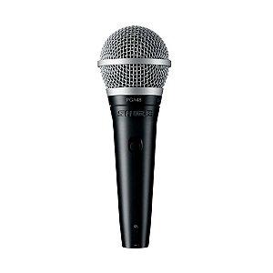 Microfone Shure Pga 48 Lc