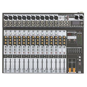 Mesa De Som Soundcraft Sx 1602 Fx