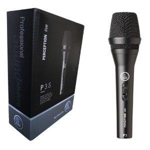Microfone Akg P 3 S Perception