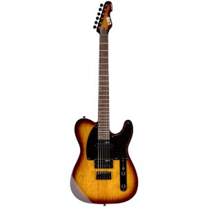 Guitarra Telecaster Esp LTD E 200 R TSB