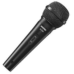 Microfone Shure Vocal Sv 200