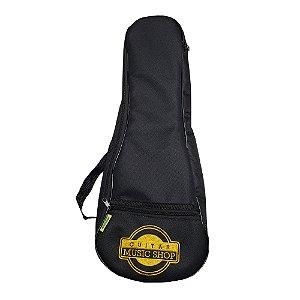 Bag para Ukulele Soprano Luxo Avs Bic 050 Uks
